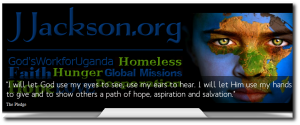 uganda ministries joe jackson non-profit church website design colorado